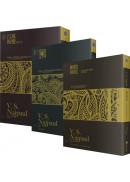 V.S.奈波爾「印度三部曲」套書(幽黯國度╱印度:受傷的文明╱印度:百萬叛變的今天)